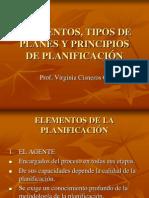 Elementos de La Planificacion