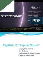 Física II (Electricidad) - Clase 02