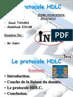 Le Protocole HDLC