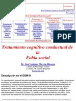 __tratamiento Cognitivo Conductual de La Fobia Social