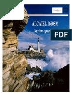 05 Alcatel 1660SM Operation