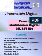 Tema 2 Modulacion Digital Multi Bit