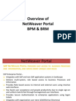 Sap Portal Bpm and Brm