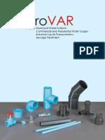 Hydro Var HDPE Catalogue