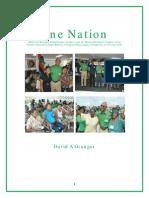 David Granger - Draft Address to PNCR's 18th Biennial Congress, 25 July 2014
