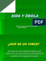 SIDA Y ÉBOLA.ppt