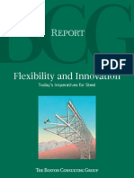BCG Report on Steel Industry