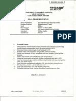 TK Kimia Industri 2008-2009 - A