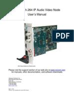 AVN443 Users Manual
