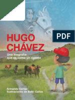 Biografía en Cuento Hugo Chávez