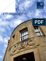 Oxford Philosophy (3rd Edition)