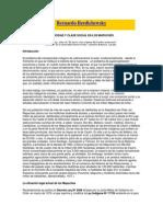 Etnicidad y Clase Social en Los Mapuches