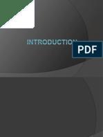 Introduction PE