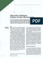 Normas radiologicas