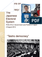 Questions on Kabuki Democracy