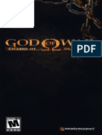 God of War- Chains of Olympus - Sony Computer Entertainment