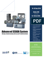 Advanced SCADA System (Design, Commissioning, Start Up and Troubleshooting)