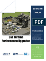 Gas Turbine Performance Upgrades