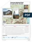 Local Hikes Yellowstone