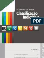 Manual Da Nova Classificação Indicativa