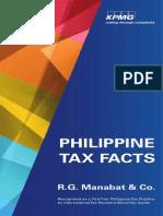Philippine Tax Facts