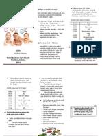 Pamflet Gizi Bayi 01 (Dr. Putri Fitrania)