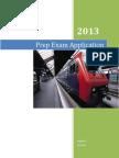 PrepExamApplication User Manual