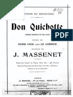 Massenet - Don Quichotte vs-Acts1-2