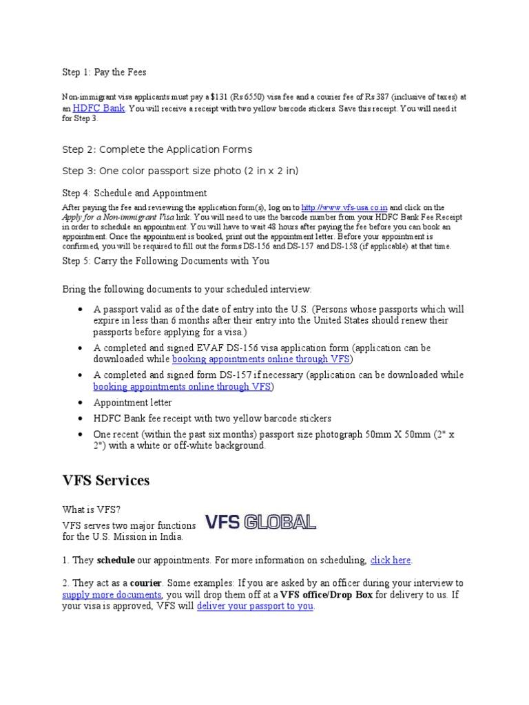 Visa Process | Travel Visa | Passport