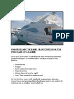Yacht surveyor dubai
