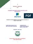 Market Segmentation of Aviva Life Insurance