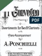 Il Convegno Spartito Clarinet 2
