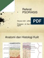 Presentasi REFERAT - Psoriasis