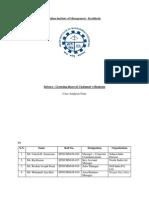 Infosys case analysis