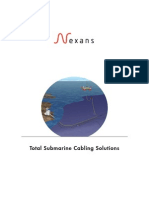 10714 Nexans Brosjyre the Submarine Fibre Solution 6s