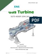 Gas Turbine Notes