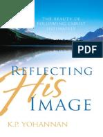 Reflecting His Image