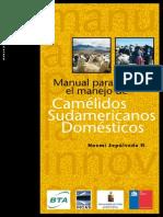 Manejo de Camelidos