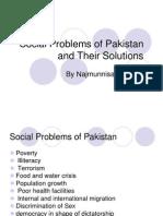 socialproblemsofpakistanandtheirsolutions-100303005342-phpapp02
