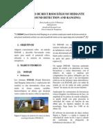 Mediciones de Recursos Eólicos Mediante Sodar