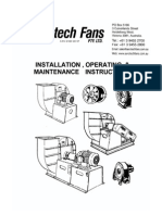 Aerotech Generic Installation Manual