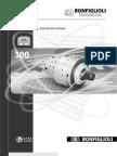 Bonfigilioli Gearbox - 300 Series Manual