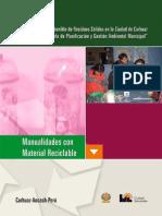Manual de Manualidades Reciclaje Ciudad Saludable