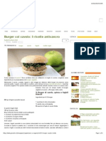 Burger Col Cavolo