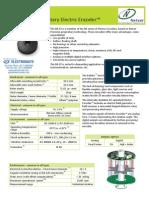 Netzer DS 37 16 Specsheet