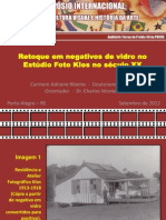 Apresentação Simpósio Interncional PUC-RS