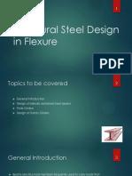 Structural Steel in Flexure