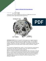 Service Manual Delco-Remy CS-130