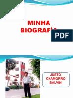 Portugués - Biografía Justo Chamorro - Ultimo
