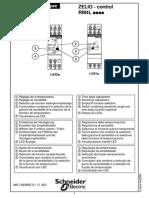 Telemecanique RM4L Manual